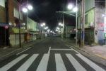 【35.5km】:豊前市宇島 「夜が見ごろ!宇島駅前」
